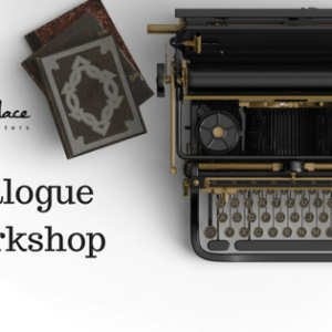 Dialogue Writing Workshop for fiction and nonfiction writers with Marcia Walker for One Lit Place at onelitplace.com