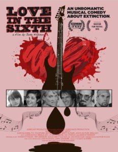 Toronto writer and filmmaker Jude Klassen debut film Love in the Sixth at One Lit Place for onelitplace.com