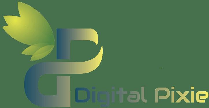 logo Digital Pixie virtual marketing